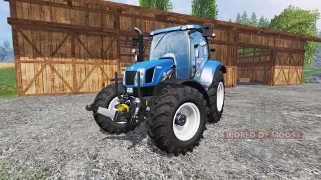 New Holland T6.175 pour Farming Simulator 2015