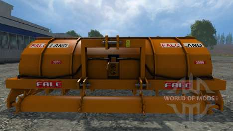 Rotoaratro Falc für Farming Simulator 2015