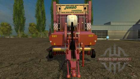 Pöttinger Jumbo Combiline 6610 für Farming Simulator 2015
