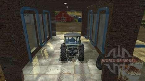 Lavage de voiture pour Farming Simulator 2015