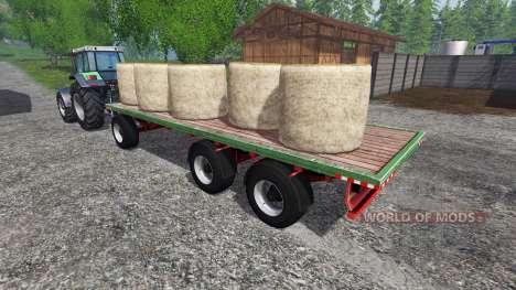 Brantner DPW 18000 pour Farming Simulator 2015