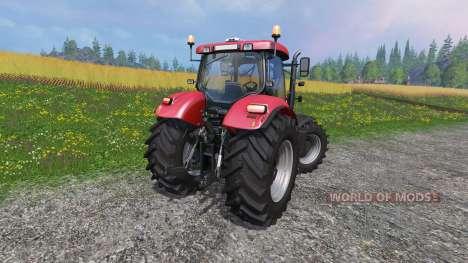 Case IH Puma CVX 200 v1.2 pour Farming Simulator 2015