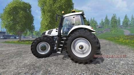 New Holland T8.320 600EVO v1.2 pour Farming Simulator 2015