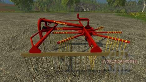 Agram Twin331 für Farming Simulator 2015