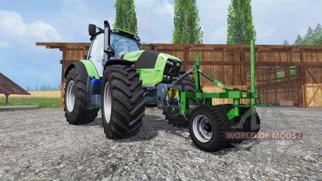 Kotte FRP 145 für Farming Simulator 2015
