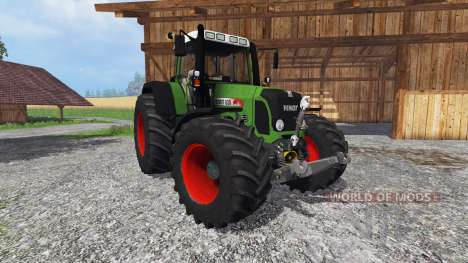 Fendt 820 Vario v3.0 pour Farming Simulator 2015