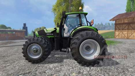 Deutz-Fahr Agrotron 6190 TTV v2.0 für Farming Simulator 2015