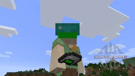 Night Vision Mining Hats pour Minecraft
