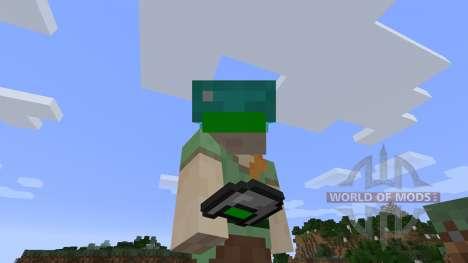 Night Vision Mining Hats für Minecraft