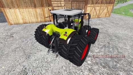 CLAAS Arion 650 für Farming Simulator 2015