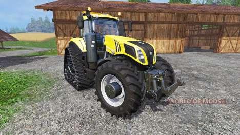New Holland T8.435 600EVO für Farming Simulator 2015