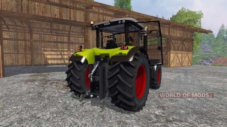 CLAAS Arion 650 v2.0 pour Farming Simulator 2015