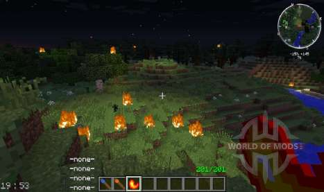 Fire Flower für Minecraft