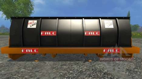 Rotoaratro Falc pour Farming Simulator 2015