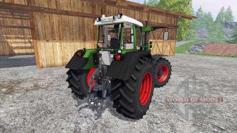 Fendt Favorit 926 Vario v0.9 pour Farming Simulator 2015