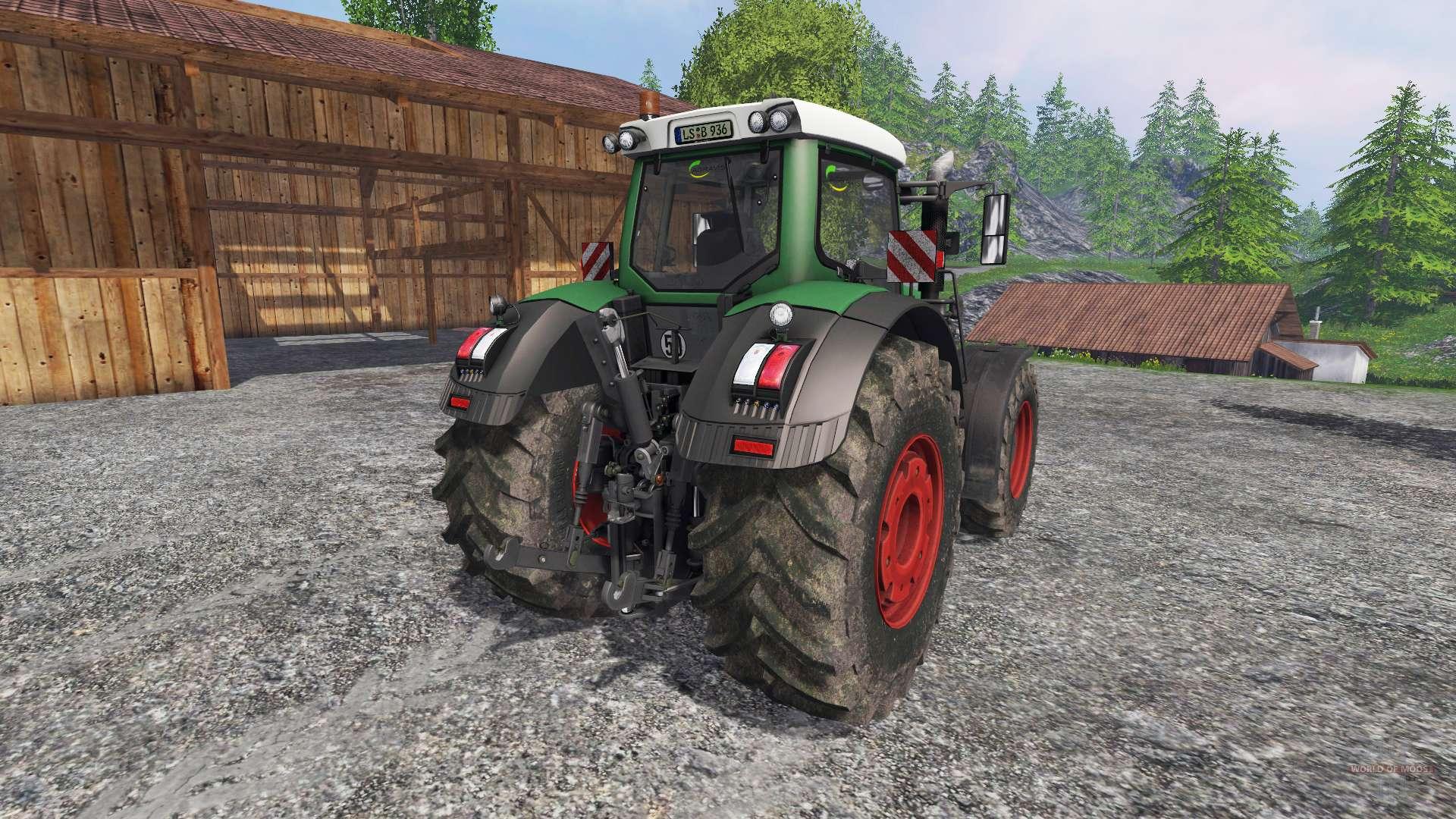 roues de tracteur agricole - photo #13
