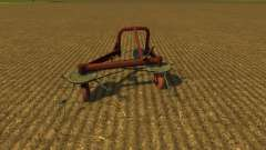 Tedder Spider pour Farming Simulator 2013