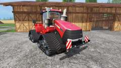 Case IH Quadtrac 1000 Red Baron Speed