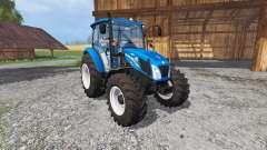 New Holland T4.115 matt Farbe