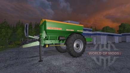 Amazone ZG-B 8200 für Farming Simulator 2015