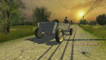Der Wagen für Farming Simulator 2013