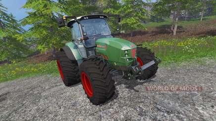 Huerlimann XM 130 4Ti für Farming Simulator 2015