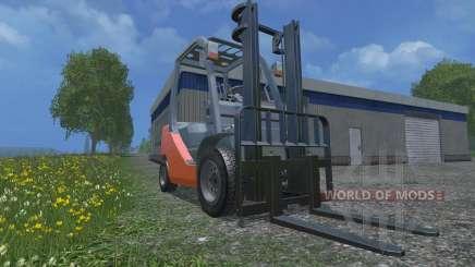Toyota 62-8FD18 für Farming Simulator 2015