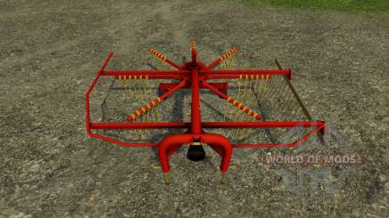 Agram Twin331 pour Farming Simulator 2015