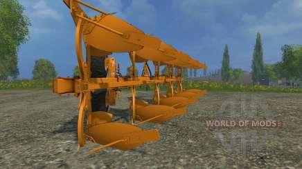 Moro Raptor PNT 20A pour Farming Simulator 2015