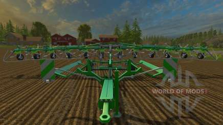 Pöttinger HIT 12.14 T S pour Farming Simulator 2015