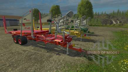 Arcusin FS 63-72 für Farming Simulator 2015