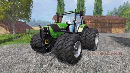 Deutz-Fahr Agrotron 6190 TTV v2.0 pour Farming Simulator 2015