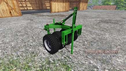 Kotte FRP 145 pour Farming Simulator 2015