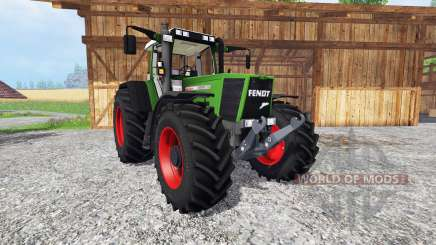Fendt Favorit 926 Vario v0.9 pour Farming Simulator 2015