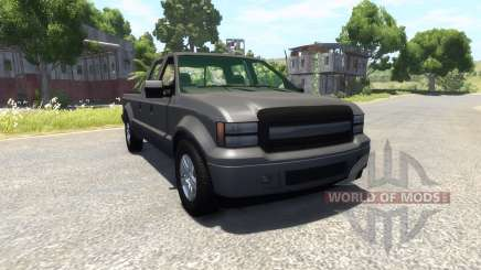 GTA V Vapid Sadler für BeamNG Drive