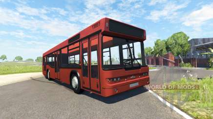 MAZ-203 rouge pour BeamNG Drive