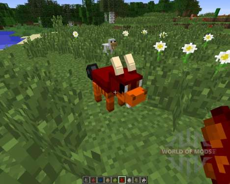 Weird Mobs für Minecraft
