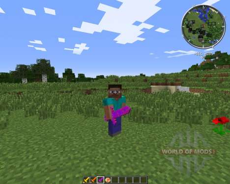 ForFriendsMod pour Minecraft