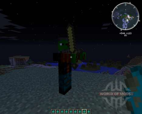Mo Zombies pour Minecraft