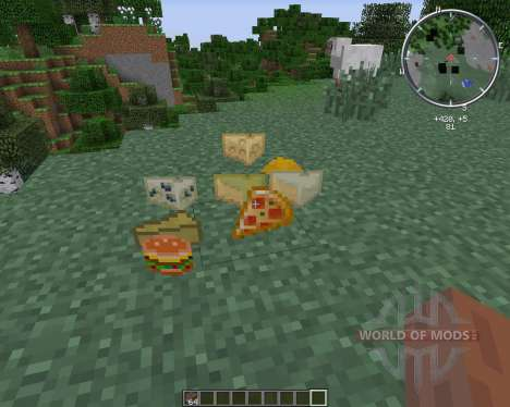 Cheese pour Minecraft