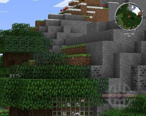 Quick Hotbar pour Minecraft