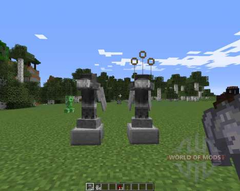 Weeping Angels pour Minecraft