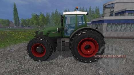 Fendt 936 Vario v0.9 für Farming Simulator 2015