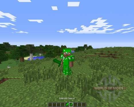 Emerald pour Minecraft