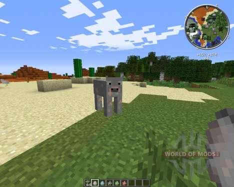 Ore Cow pour Minecraft