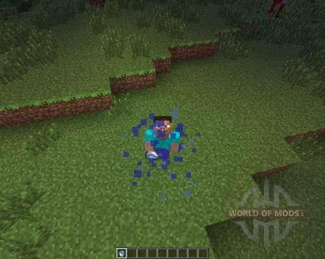 Ice Bucket Challenge für Minecraft