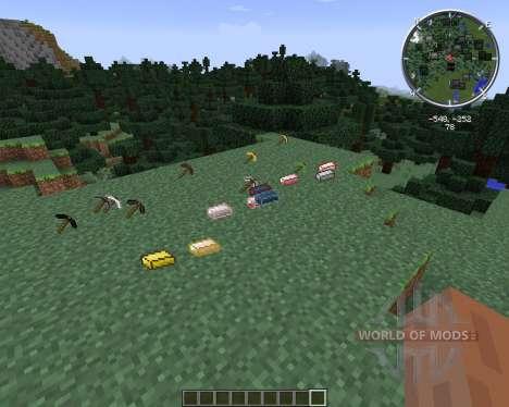 Ores to Eggs für Minecraft
