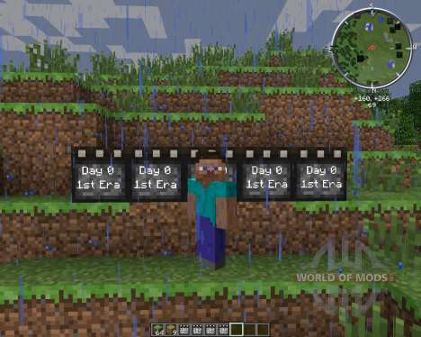 MC DayCounter pour Minecraft