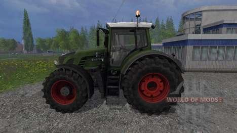 Fendt 936 Vario SCR Profi für Farming Simulator 2015