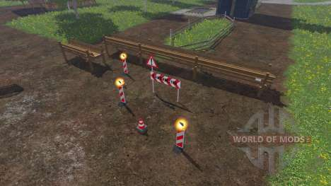 Mini-mod pack für Farming Simulator 2015